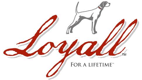 Loyal Dog Food Sold Here